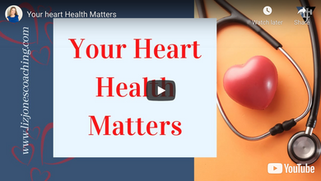 You're Heart Health Matters - Liz Jones - LinkedIn Live: March 1, 2021