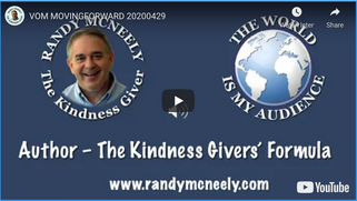The Voice of Muscatine - Moving Forward - Kindness, the Power to Thrive in the Pandemic
