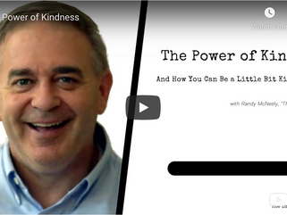Insomincat Media - The Power of Kindness - Conversation with author Randall D. McNeely