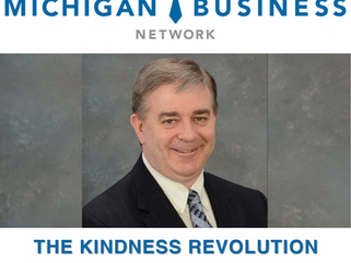 Join The Kindness Revolution - A Conversation on Leadership Lowdown With Vic Verchereau