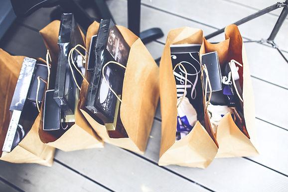 KLEDIJ & TASSEN boodschappentassen