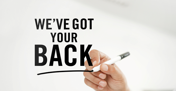 HOW GREAT REALTORS HAVE YOUR BACK!