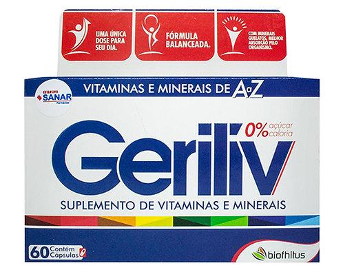 Geriliv - 60 cápsulas