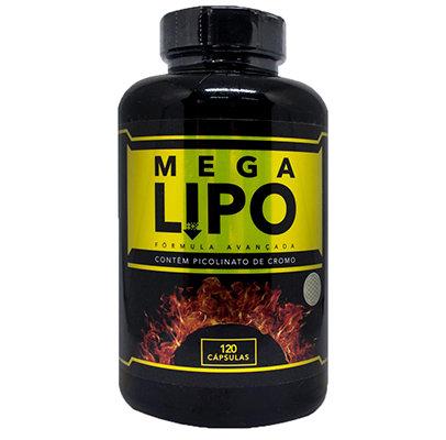 Mega Lipo - 120 cápsulas