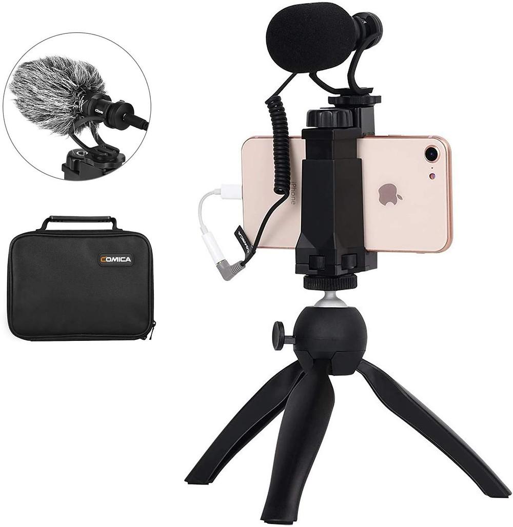 Comica Smartphone Video Kit