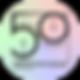 50th Anniversary Logo (RGB, round).png