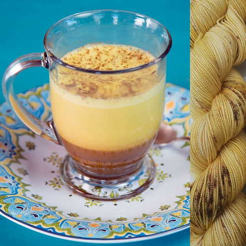 Turmeric Spiced Latte