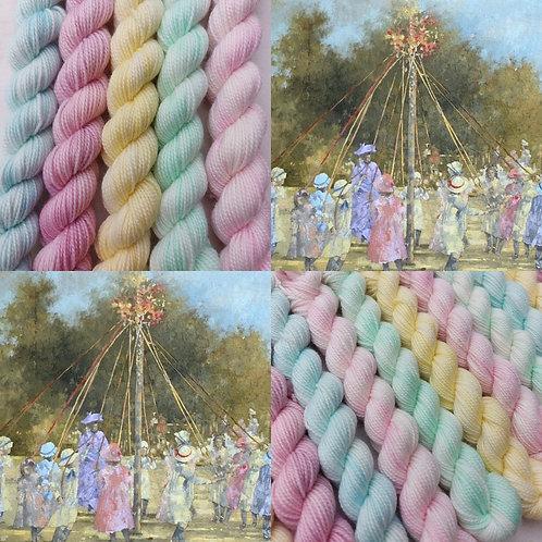 Maypole Ribbons