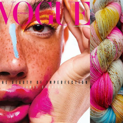 VOGUE ~ The Beauty of Imperfection