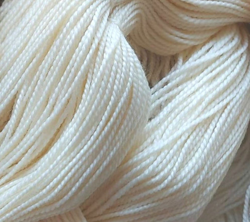 Before The Magic ~ A Simple Undyed Skein