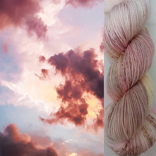 Peachy Sky