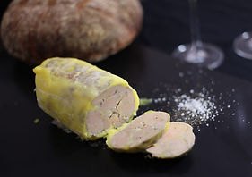 A Vitu's foie gras