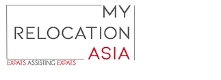 My relocation Asia