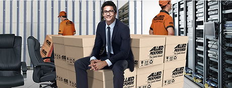 Allied Pickfords - Moving expert in Asia