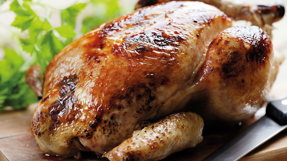 Local Farm Raised Chicken