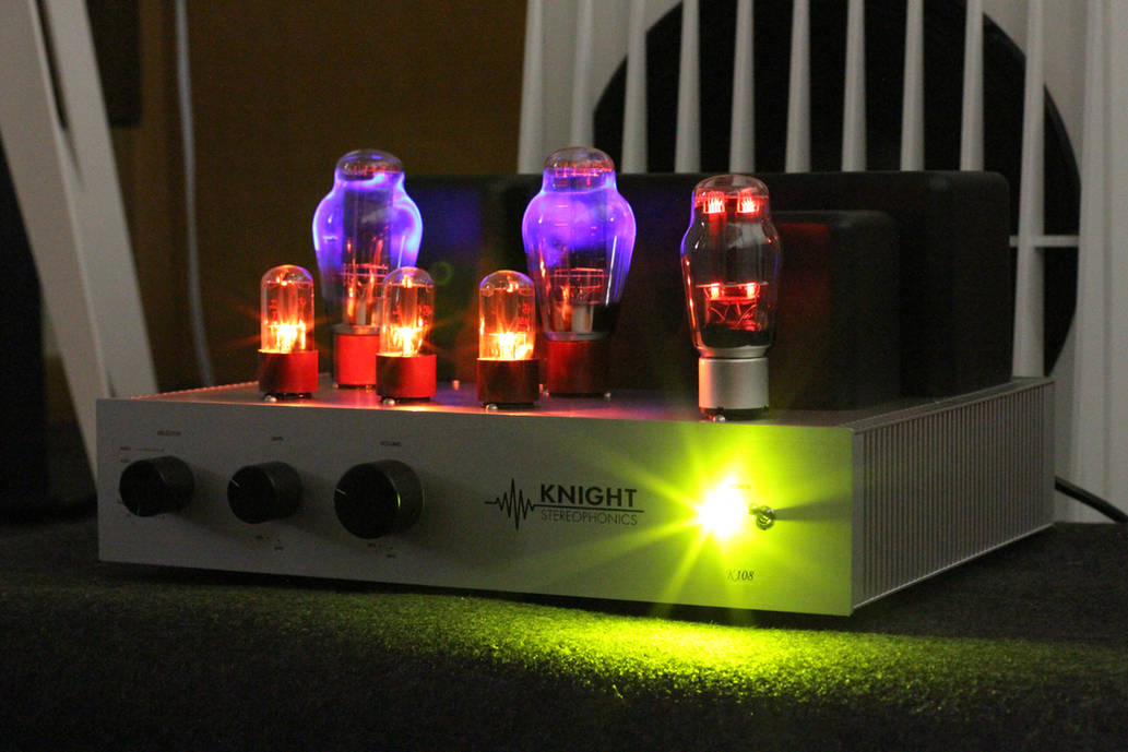 K108 Integrated Amplifier