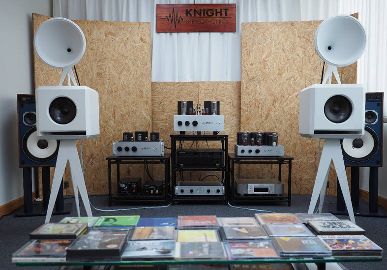 Knight Stereophonics Showroom