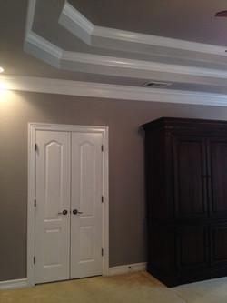 Door and Molding Paint