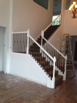 Staircase Paint