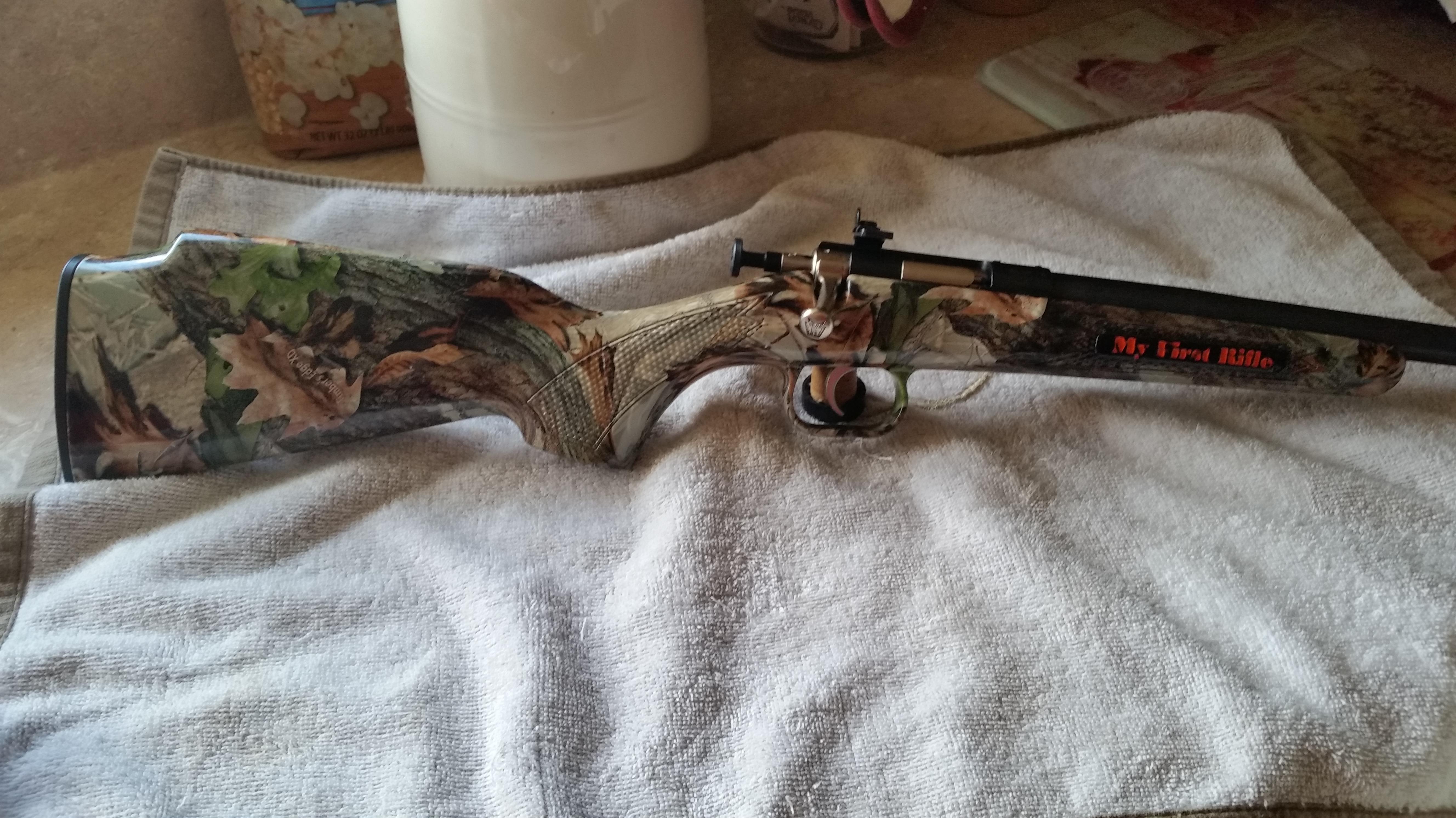 mcculloughswater | Guns