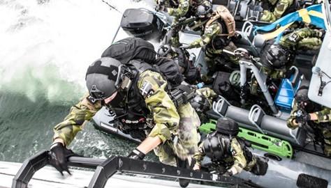 Sveriges 10 främsta militära förband