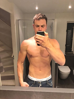 MTFit Menno droog na 2.5 jaar fitness