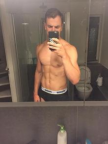 MTFit Menno na 9 maanden fitness