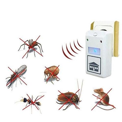 Useful Ultrasonic ElectronicRepeller New White Riddex Plus Electronic Pest