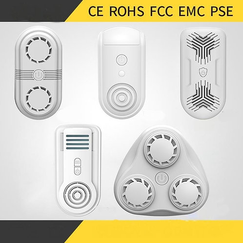 Newest 8W High Power Pest Repeller Electronic Ultrasonic Pest Repellent