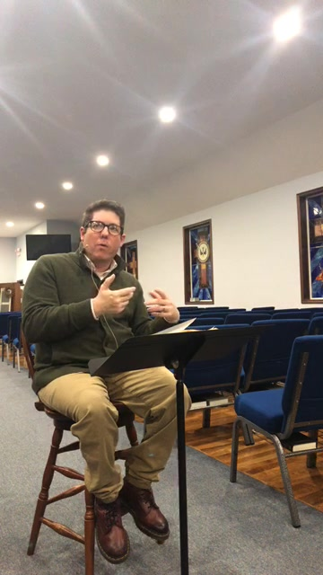 Midweek Service 11/14 Hall of Faith: First Class Hebrews 11:4-7