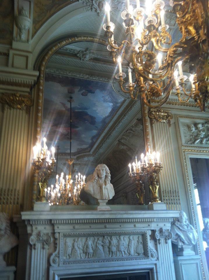 פריז כפריזאי תרבות ואומנות תיאטרון מוליאר