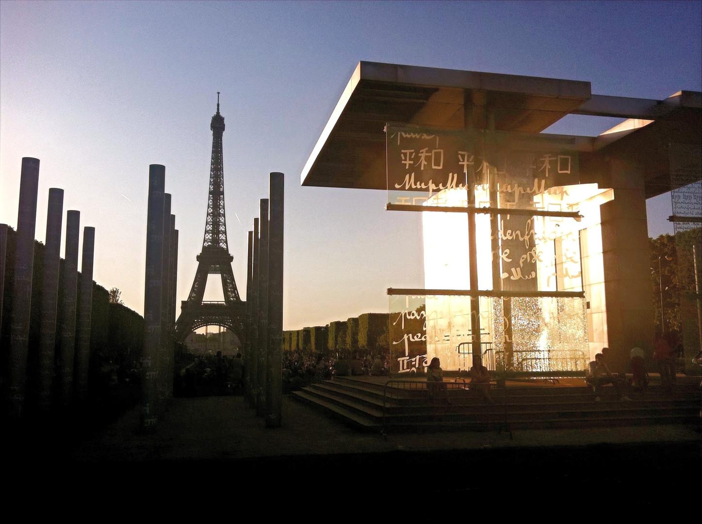 Myriam Tour Paris as a Parisian