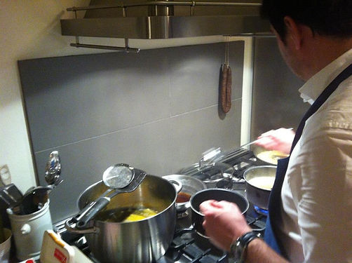Cook and Eat with a Chef in Paris