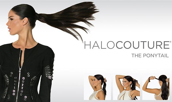 Halo Couture The Ponytail