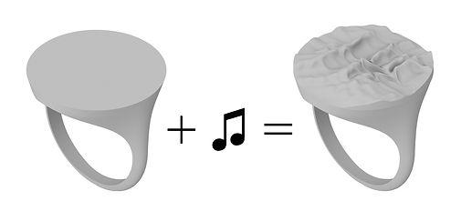sound jewelry