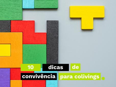 10 Dicas de Convivência para Colivings