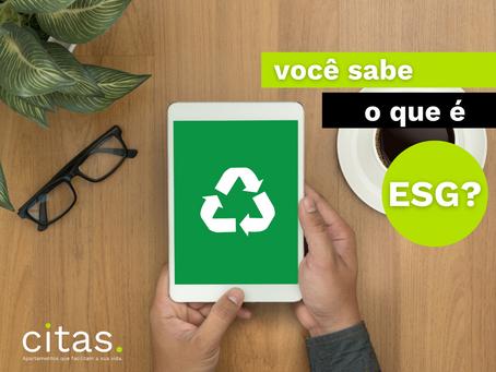 O que é ESG e porque sustentabilidade importa no desenvolvimento imobiliário?