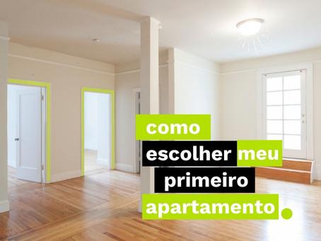 Como escolher meu primeiro apartamento?