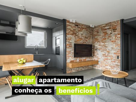 Alugar apartamento: conheça os benefícios!
