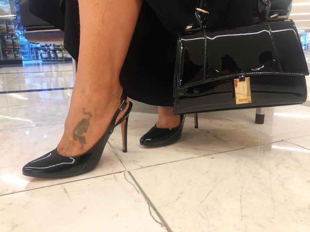 Sapato e Bolsa!