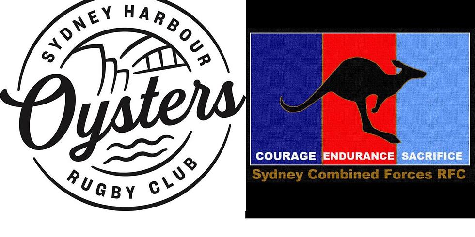 Bus Trip- Sydney Harbour v Sydney Combined Forces