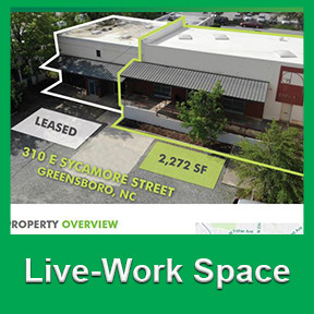 Live-Work Space