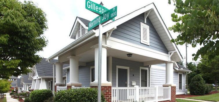 Willow Oaks Neighborhood