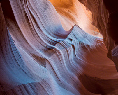 Upper Antelope Canyon last stop