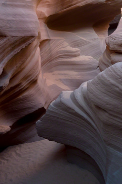 Entrance of Lower Antelope Canyon