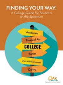 Finding Your Way: A College Guide for Students on the Spectrum (Book)