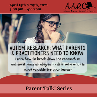 Autism Research: What Parents and Practitioners Need to Know