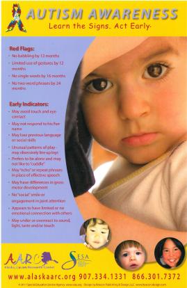 Autism Awareness Poster 2