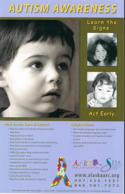 Autism Awareness Poster 1