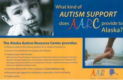AARC information postcard.